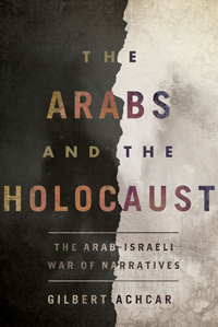Arabs and Holocaust cover
