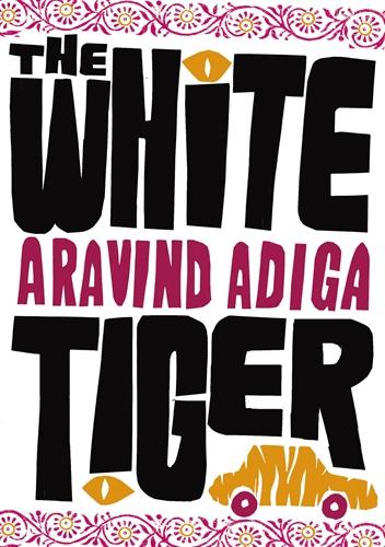 Aravind Adiga cover