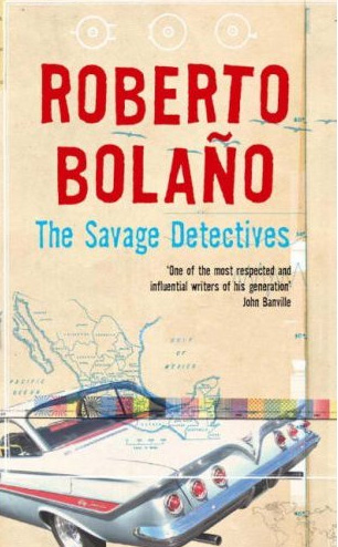 Bolano Savage Detectives