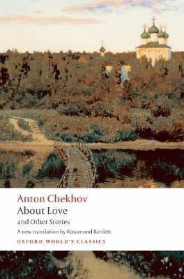 Chekhov: About Love cover