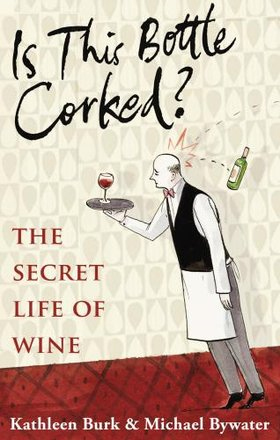 Is this bottle corked? cover