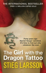 Girl with the Dragon Tatoo cover