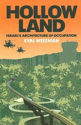 Weizman: Hollow Land cover