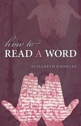 Knowles How to Read a Word cover