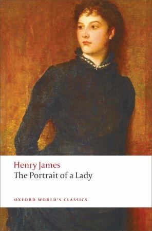 James Portrait of a Lady cover