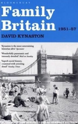 Kynaston Family Britain cover