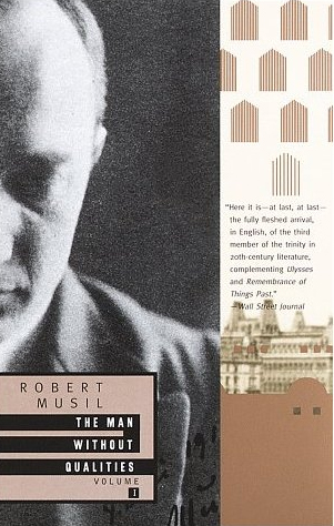 Musil Man without Qualities