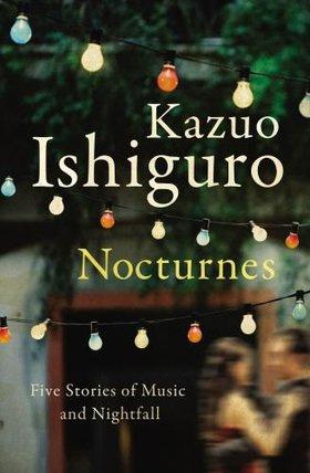 Ishiguro Nocturnes cover