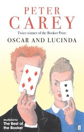 Oscar and Lucinda cover