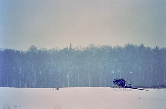 Polish Winter by Michael Moran