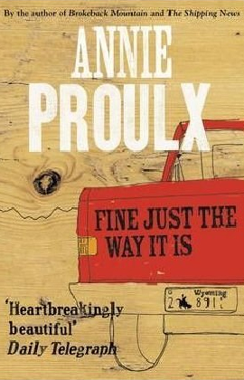 Proulx: Fine Just the Way it is