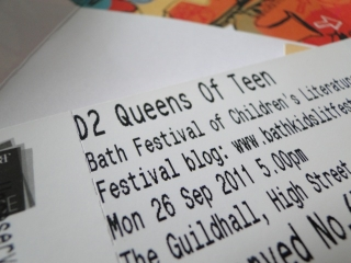 Queens of Teen ticket