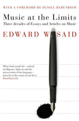 Edward Said Music at the Limits