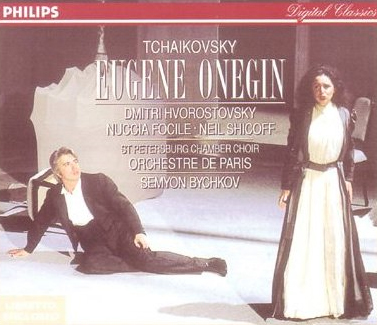 Tchaikovsky Eugene Onegin