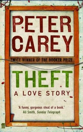 Theft Peter Carey