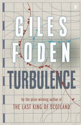 Giles Foden Turbulence cover