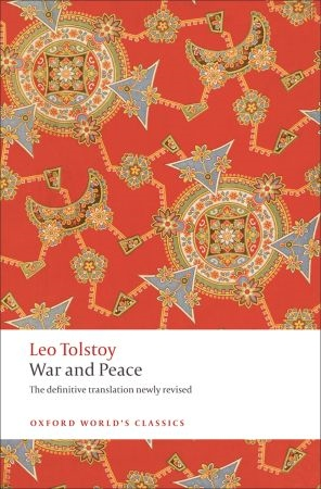 War and Peace paperback cover