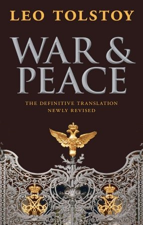 War and Peace hardback cover
