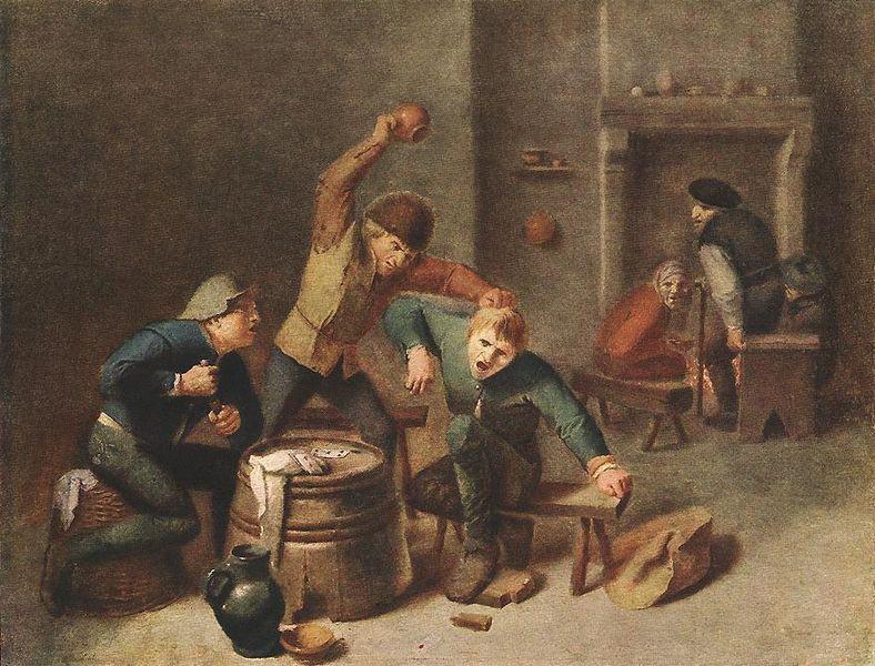 pieter spierenburg on violence and punishment podularity
