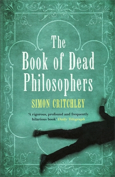 simon critchley book of dead philosophers