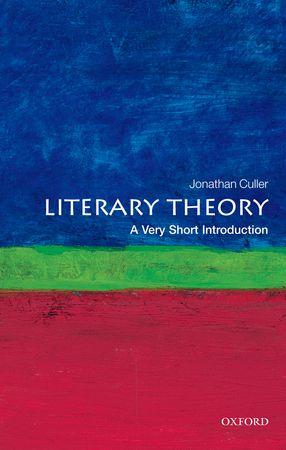vsi literary theory