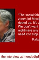 Rafael Barajas quote